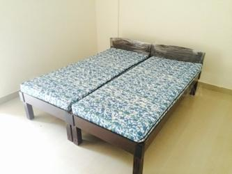 Bedroom Image of Girls PG in S.G. Palya