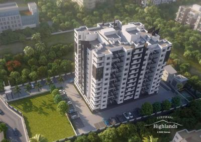 Gallery Cover Image of 600 Sq.ft 1 BHK Apartment for buy in Sus for 3800000