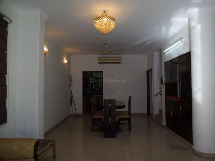 Living Room Image of 2200 Sq.ft 4 BHK Apartment for buy in Vasant Kunj for 37000000