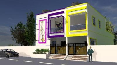 Gallery Cover Image of 1200 Sq.ft 2 BHK Independent House for buy in Kundrathur for 4900000