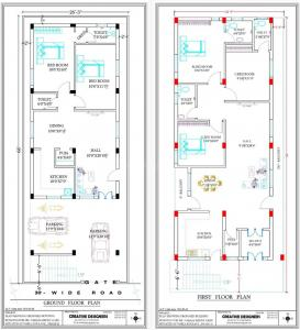 Gallery Cover Image of 1600 Sq.ft 4 BHK Villa for buy in Kapra for 15000000