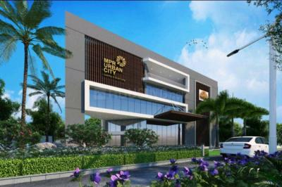 Gallery Cover Image of 650 Sq.ft 1 BHK Apartment for buy in Tranquillo Projects MPR Urban City, Patancheru for 2866500