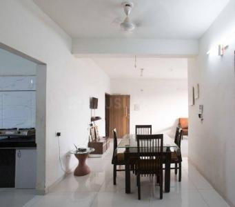 Dining Area Image of Hetal Shah Exclusive Accommodation in Bodakdev