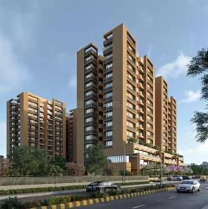 Gallery Cover Image of 1485 Sq.ft 3 BHK Apartment for buy in MS Sky Serenity Sky, Bopal for 4752000