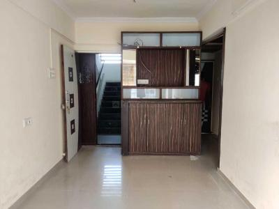 Gallery Cover Image of 710 Sq.ft 1 BHK Apartment for rent in Ghansoli for 13000