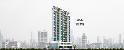 Gallery Cover Image of 1200 Sq.ft 2 BHK Apartment for buy in Satyam Heritage, Kharghar for 11500000