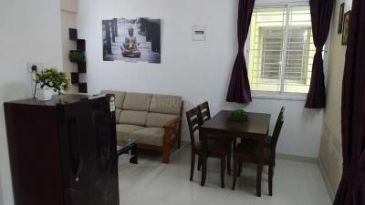 Gallery Cover Image of 3286 Sq.ft 4 BHK Independent Floor for rent in Salt Lake City for 150000