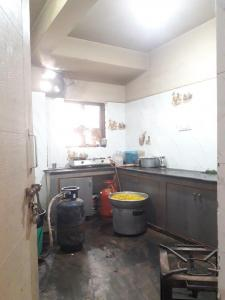 Kitchen Image of Sathya PG in Marathahalli