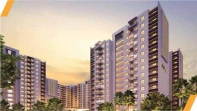 Gallery Cover Image of 994 Sq.ft 1 BHK Apartment for buy in Akshaya Orlando A1 To A6, Kelambakkam for 4600000