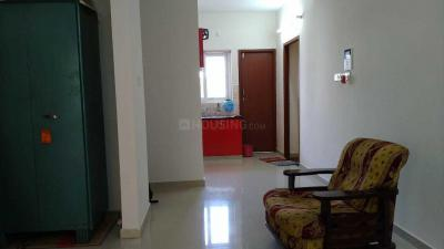 Gallery Cover Image of 700 Sq.ft 1 BHK Apartment for rent in Navallur for 15000