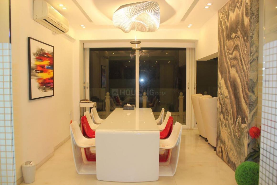 Dining Area Image of 5000 Sq.ft 5 BHK Independent Floor for buy in Bandra West for 350000000