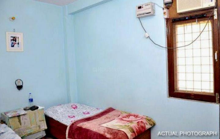 Bedroom Image of Vaani PG in Khirki Extension