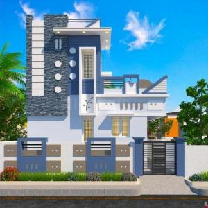 Gallery Cover Image of 1000 Sq.ft 1 BHK Independent House for buy in Mohabbewala for 3500000