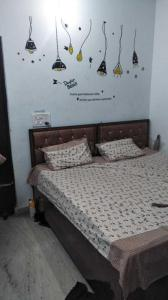 Bedroom Image of PG 4902273 Tilak Nagar in Tilak Nagar