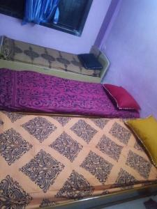 Bedroom Image of Lilly PG Service in Mira Road East