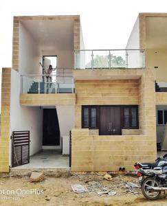 Gallery Cover Image of 950 Sq.ft 2 BHK Independent House for buy in Viratra Vihar, Baldev Nagar for 2350000