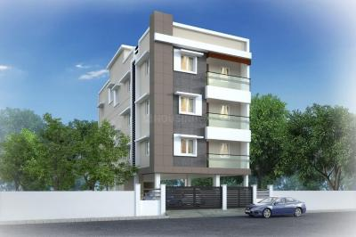 Gallery Cover Image of 1048 Sq.ft 2 BHK Apartment for buy in Velachery for 7650400