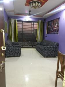 Gallery Cover Image of 1350 Sq.ft 2 BHK Apartment for rent in Kopar Khairane for 38000
