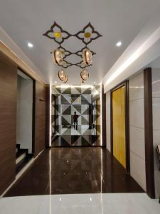 Gallery Cover Image of 715 Sq.ft 1 BHK Apartment for buy in Gajanan Icon, Vitthalwadi for 3500000