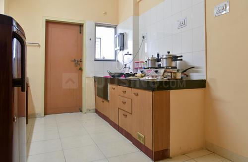 Kitchen Image of 404 A7 Kumar Prerana in Aundh