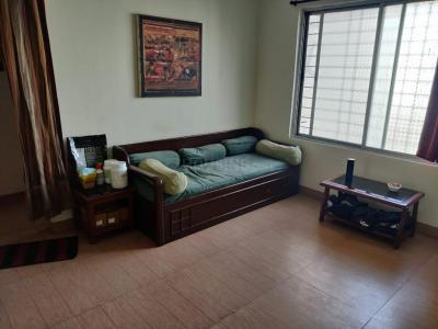 Gallery Cover Image of 650 Sq.ft 1 BHK Apartment for rent in kumar Aangan, Yerawada for 19000