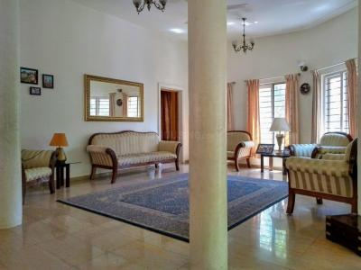 Gallery Cover Image of 1900 Sq.ft 3 BHK Independent House for rent in R. T. Nagar for 38000
