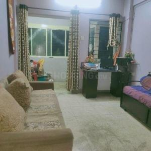 Gallery Cover Image of 680 Sq.ft 1 BHK Apartment for rent in Geras Gardens, Koregaon Park for 23000