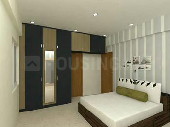 Bedroom Image of 858 Sq.ft 2 BHK Independent House for buy in Whitefield for 4500000