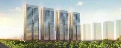 Gallery Cover Image of 1050 Sq.ft 2 BHK Apartment for buy in Godrej Platinum, Vikhroli East for 28500000