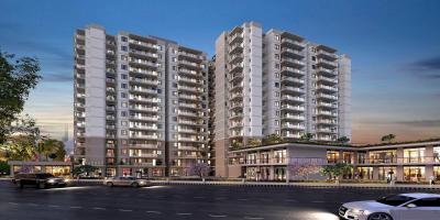 Gallery Cover Image of 1250 Sq.ft 2 BHK Apartment for buy in Suncity Avenue 76, Sector 76 for 2590000