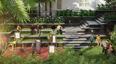 Gallery Cover Image of 1470 Sq.ft 2 BHK Apartment for buy in SB Skanda Lake Front, Kumaraswamy Layout for 9832641