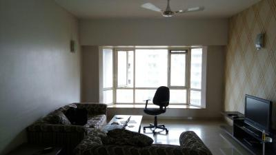 Gallery Cover Image of 2300 Sq.ft 3.5 BHK Apartment for rent in New Kalyani Nagar for 95000