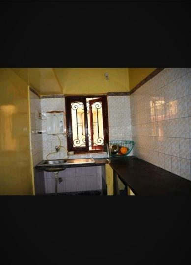 साल्ट लेक सिटी में अक्षय देव पीजी के किचन की तस्वीर