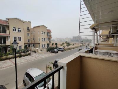 Balcony Image of 1380 Sq.ft 3 BHK Apartment for buy in Emaar Emerald Floors, Sector 65 for 16000000