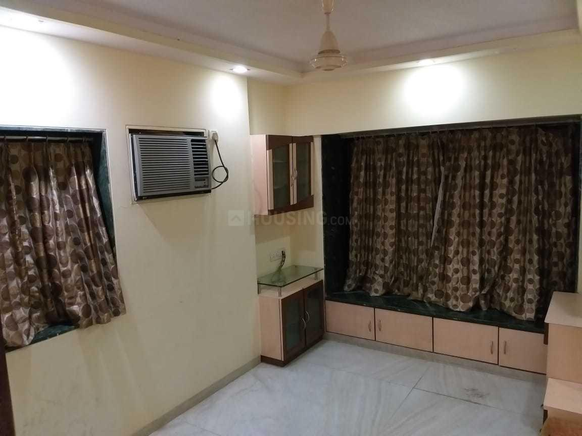 Living Room Image of 590 Sq.ft 1 BHK Apartment for rent in Borivali West for 26000