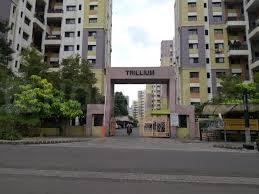 Gallery Cover Image of 1000 Sq.ft 2 BHK Apartment for rent in Magarpatta Trillium, Magarpatta City for 18000