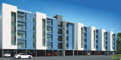 Gallery Cover Image of 652 Sq.ft 1 BHK Apartment for buy in Vedapatti for 2217000