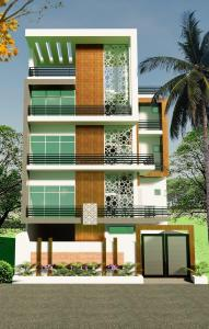 Gallery Cover Image of 2200 Sq.ft 3 BHK Independent House for rent in Noida Extension for 26000