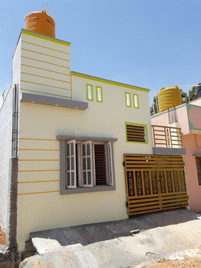 Building Image of 500 Sq.ft 2 BHK Independent House for buy in Ramamurthy Nagar for 4300000