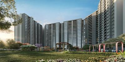 Gallery Cover Image of 618 Sq.ft 1 BHK Apartment for buy in Godrej Nurture, Electronic City for 4100000
