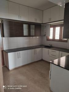 Gallery Cover Image of 1850 Sq.ft 3 BHK Apartment for rent in State Bank Of India Colony for 54000