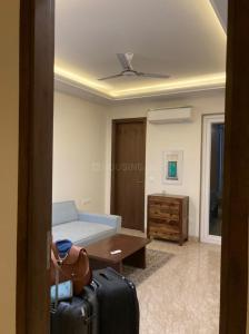 Gallery Cover Image of 2000 Sq.ft 3 BHK Independent House for rent in South Extension II for 65000