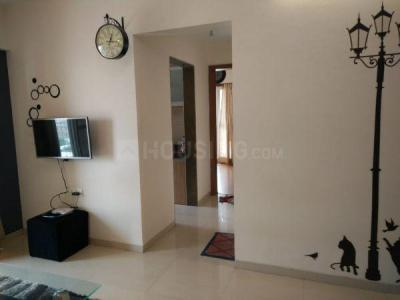 Gallery Cover Image of 868 Sq.ft 1 BHK Apartment for rent in Innovative Orchid Metropolis, Kurla East for 35000