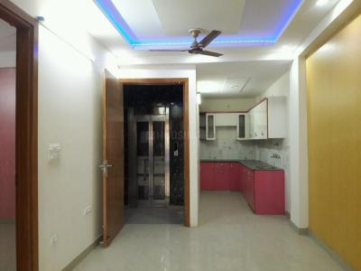 Gallery Cover Image of 900 Sq.ft 3 BHK Independent Floor for buy in Bharat Vihar for 3500000