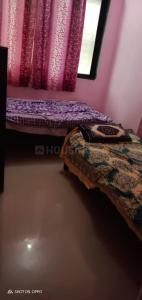 Bedroom Image of Shri Swami Samartha Accommodation in Airoli