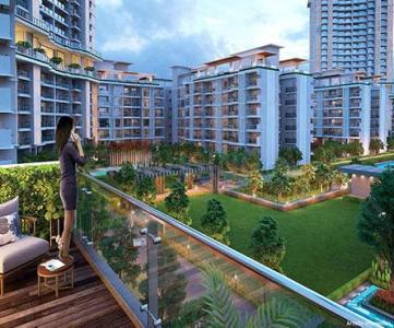 Gallery Cover Image of 1255 Sq.ft 2 BHK Apartment for buy in Godrej Woods , Sector 43 for 12500000