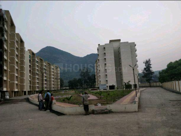 Building Image of 706 Sq.ft 1 BHK Apartment for rent in Shilphata for 15000