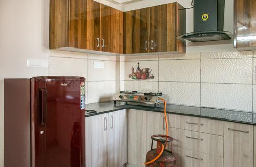 Kitchen Image of Babu Nest 107 in HBR Layout