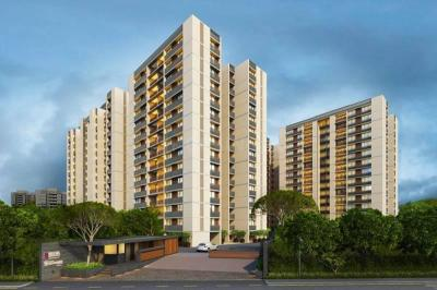 Gallery Cover Image of 1585 Sq.ft 3 BHK Apartment for buy in Sheetal Westpark, Vastrapur for 9800000