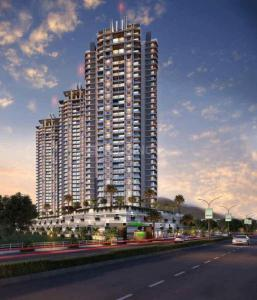 Gallery Cover Image of 660 Sq.ft 1 BHK Apartment for buy in Unique Vistas Bldg No 4, Thane West for 7500000